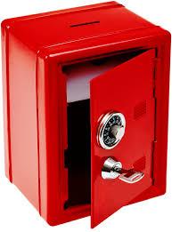 <b>Копилку для денег эврику</b> сейф с ключом red 91647 купить в ...