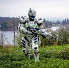 vanquish armor cosplay. game vanquish armor cosplay e