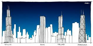 Image result for chicago skyscrapers