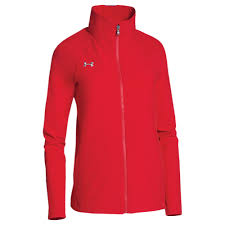 under armour jackets women s. under armour team squad woven warm up jacket - women\u0027s red / jackets women s t