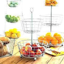 kitchen fruit basket metal fruit stand fruit stand for kitchen fruit holder stand tiered fruit basket