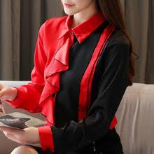 <b>fashion woman</b> blouses 2020 ruffles <b>chiffon</b> blouse shirt <b>women</b> tops ...