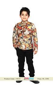 Boys Designer Blazer Indian Kids Wear Designer Kids Clothes Baby Birthday