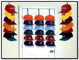 diy hat rack baseball hat racks diy hat