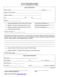 Editable Request To Increase Petty Cash Limit - Fill Out, Print ...