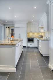 Image Paint Modern Kitchen With Grey Floor Tiles Pinterest Modern Kitchen With Grey Floor Tiles Kitchen Pinterest Kitchen