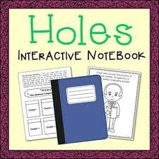 die besten holes summary ideen auf besserwisser holes interactive notebook novel unit study activities book report project louis sacharinteraktive