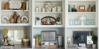See how a few easy styling choices can completely transform a room.