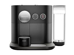 krups nespresso expert coffee machine 249 95 john lewis