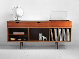 vinyl record furniture. Image Of: Mid Century Modern Vinyl Record Storage Furniture