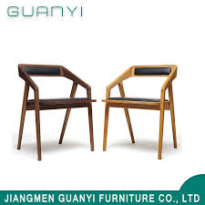 china modern fashion double type wooden pu seat living room dining chair china chair dining chair