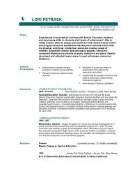 Best Teacher Resume Template