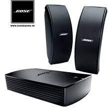 Dàn âm thanh: Loa Bose 151SE và Amplifier Bose SoundTouch SA-5 – Chiêu  Dương Tech