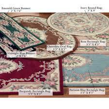 serena aubusson area rugs