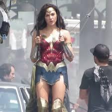 wonder woman costume