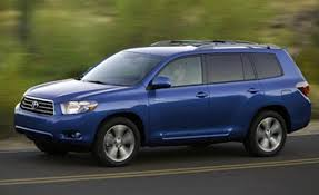 2008 Toyota Highlander - Drive Line Review - CAR and DRIVER - YouTube