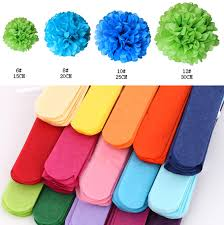 Party Decorations Tissue Paper Balls 100pcs 100inch Tissue Paper Pom Poms Flower Balls Display Flower 81