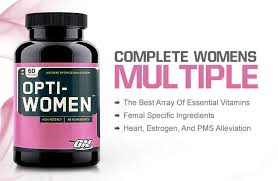 Описание optimum nutrition opti women