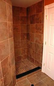 decoration modern showers ideas shower designs without doors glass sliding stainless steel thermostatic panel reed