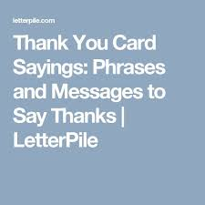 thank you card examples 99 best thank you note examples images on pinterest 31 days
