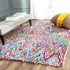 7x9 area rug handmade multicolored cotton area rug x ping great deals on rugs