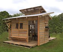 Wood Pallet House Mesmerizing Wooden Pallet House Plans Images Best Image Engine