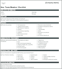 Employee Hire Forms New Employee Orientation Template Of Hire Forms Checklist