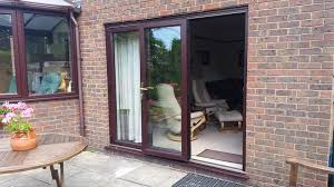 french patio bi fold doors