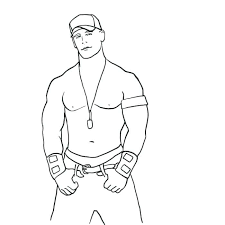 Wwe Coloring Pages Skillful Design Free Printable Coloring Pages