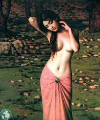 Image result for image of a sexy painting girl