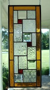 glass window panels stained glass window panel with reds stained glass window panels window and amber