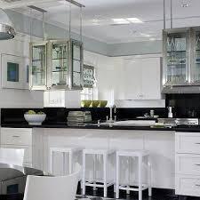 suspended kitchen cabinets design ideas