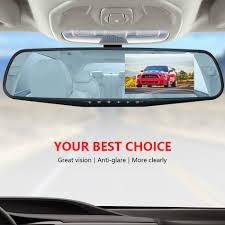 <b>Jansite Car DVR Dual</b> Lens Touch Screen FHD Car Camera Video ...