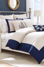 nautica bedroom furniture. nautical vibes for the bedroom white and navy nautica bedding furniture y