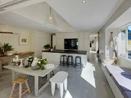 modern beach house living. Coastal Modern Beach House Great Room Living D