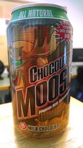 Thirsty Dudes North American Beverage Chocolate Moose Milk.
