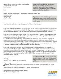 16 Best Cover Letter Samples For Internship Wisestep