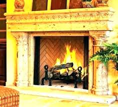 cost gas fireplace insert cost of replacing gas fireplace insert