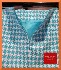 Talbots Plus Size Chart Talbots Multi Color Herringbone Print Textured A Line Pencil Mini Style No Lk4974 Skirt Size 16 Xl Plus 0x