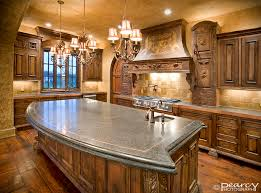 Marvelous ... Old World Style With Kitchen World ...