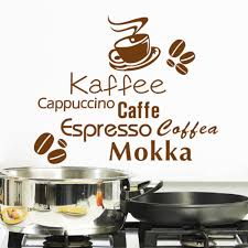 Coffee Decor For Kitchen Compare Prices On Coffee Kitchen Decor Online Shopping Buy Low