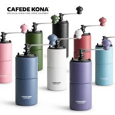 A wide variety of coffee grinder burr mill options are available to you, such as power source, function, and warranty. Cafede Kona Manual Coffee Grinder With Adjustable Setting Conical Burr Mill Burr Coffee Grinder For French Drip Coffee Mokapot Manual Coffee Grinders Aliexpress