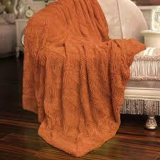 world menagerie rhodes jumbo over sized throw blanket reviews pertaining to orange ideas 8