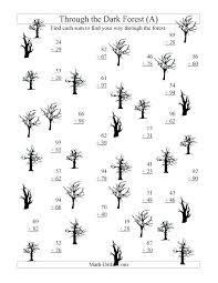 Missing Digits Worksheets Math Halloween Pumpkin – pachislot