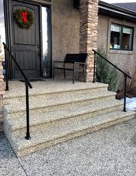 diy exterior metal handrail. 20 beautiful railings built with pipe #diy #railing #handrail diy exterior metal handrail m