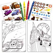 Mini Coloring Book And Crayon Set L Duilawyerlosangeles