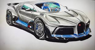 The cars were known for their design beauty and for their many race victories. Bugatti Divo Lobo Yorch Dibujos Facebook