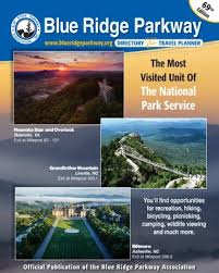Blue Ridge Parkway Directory & Travel Planner - 69th Edition by Blue ...