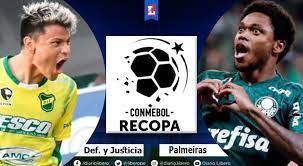 VER Defensa y Justicia vs Palmeiras EN VIVO DirecTV Sports Argentina Que  canal transmite partido DyJ Palmeiras EN DIRECTO a que hora juegan donde  pasan y como ver Recopa Sudamericana 2021 DirecTV