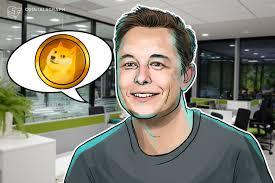 Elon Musk Sees '<b>Dogecoin</b> Standard' Future — DOGE Price Rises ...